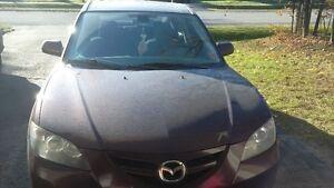 2007 Mazda Mazda3 GT Sport Sedan