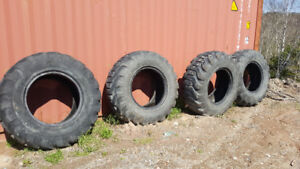Goodyear Payloader Tires