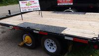 CAR HAULER TRAILERS FOR RENT IN KITCHENER FROM $60 A DAY