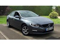 2016 Volvo S60 D4 (190) Business Edition with Manual Diesel Saloon