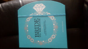 Unused Bride to Be book..makes a great gift or keepsake!