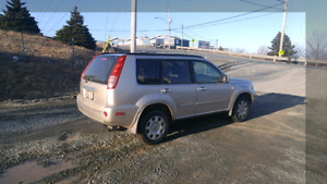2006 Nissan Xtrail 4x4 only 169,000kms