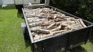 Mixed Hardwood Firewood half a cord Delivered