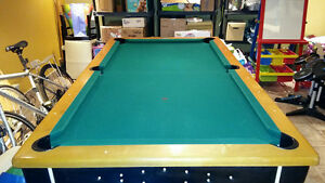 Table de Billard -Table de Pool - Faites une Offre