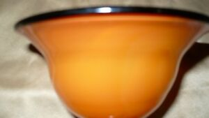 VINTAGE GORGEOUS HAND CRAFTED & SIGNED GLASS COMPOTE Kitchener / Waterloo Kitchener Area image 7