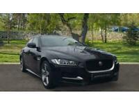 2017 Jaguar XE 2.0d (180) R-Sport Auto Saloon Diesel Automatic