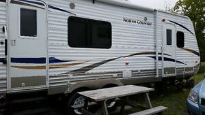 North Country by Heartland 24 ft Travel Trailer