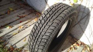 4 pneus d'hiver 185 65 R145