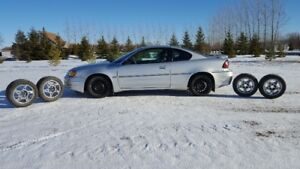 2004 Pontiac Grand Am GT  (Safetied) (Dauphin)