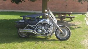 Mint condition 100th anniversary V-ROD