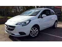 2015 Vauxhall Corsa 1.2 Design 3dr Manual Petrol Hatchback