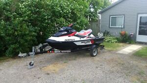 Sea Doo 215  Wake Pro 26hrs on this never beached machine