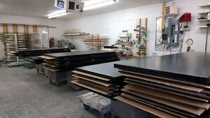 Finition de meubles-armoires-escaliers-moulures-portes-boiseries West Island Greater Montréal image 5