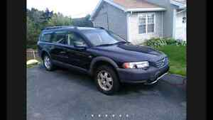 2002 Volvo XC70 only 109k for only 2200 Bucks!!!