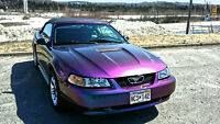 1999 Ford Mustang GT Convertible 4.6