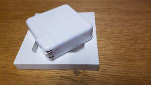 Apple 87-watt USB-C charger