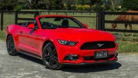 £3000 DISCOUNT 0% APR New Ford Mustang 0% APR finance 5.0 V8 GT Convertible