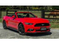 """New Ford Mustang 0% APR finance 5.0 V8 GT """"SHADOW EDITION"""" Convertible"""
