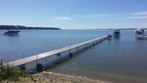 Aluminum Dock 20ft rolling (Summer Pricing) TR Aluminum Designs
