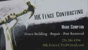 MK Fence and Post