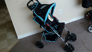 Small and large stroller