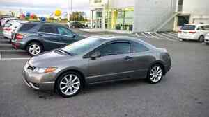 Honda Civic Coupe 07 PRIX DESCENDU $$$