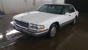 1996 Buick Park Avenue Ultra Supercharged