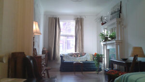 Plateau/Mile-End/ Grande chambre double