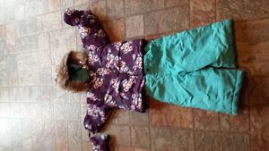 18 month snow suit