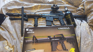 Paintball 150 extra parts included