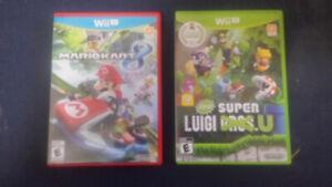 Mario Kart 8 + New Super Luigi U for Wii U