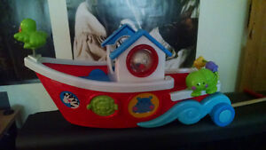 Fisher Price Boat West Island Greater Montréal image 1