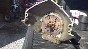 Chevy 400 turbo automatic transmission