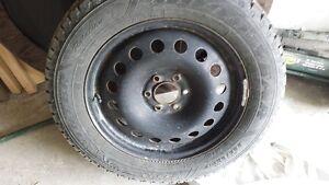 Nordic Winter Tires on Rims Peterborough Peterborough Area image 5