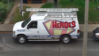 Furnaces, A/C's, Fireplaces & Water Heaters by Professional who