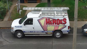 Furnaces, A/C's, Fireplaces & Water Heaters by Professional who Peterborough Peterborough Area image 1