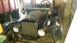 1917 Ford model T serial #1 from winnipeg *NEW LOWER PRICE*