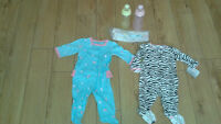 Nb baby girl stuff brand new with tags