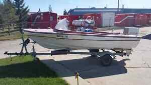 Older boat for sale. Just in time for fishing season. Edmonton Edmonton Area image 2