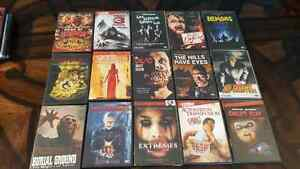 Horror movie collection