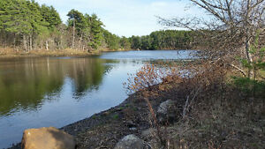 Dayspring Water Frontage (Building Lot/Meadow) - 2.5 Acres