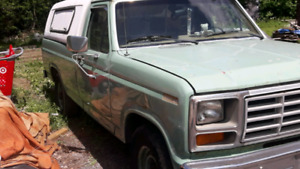 1983 f250 diesel