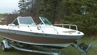 ** lots of time to get this bowrider ready for season **