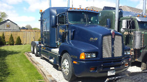 Pre-emmisions Kenworth T600 Excellent shape!