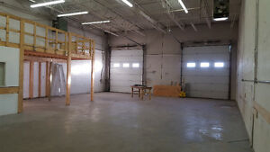 $5/psf Shop / Warehouse / Yard near 50 Street; 2000 - 4800 sqft Edmonton Edmonton Area image 5