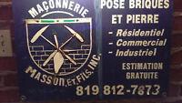 *Maconnerie*Construction*Renovation*Rejointement*