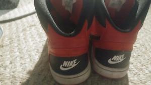 Retro Nike hightops