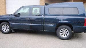 2005 Chevrolet C/K Pickup 1500 silverado Pickup Truck