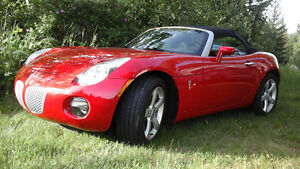 2006 Pontiac Solstice Convertible
