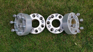 "(4) 2"" Billet Aluminum Wheel Spacers Williams Lake Cariboo Area image 1"